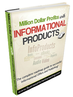 How To Make Millions From Informational Products