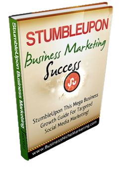 StumbleUpon This Mega Business Growth Guide For Targeted Social Media Marketing!