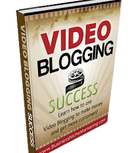 Video Blogging Success